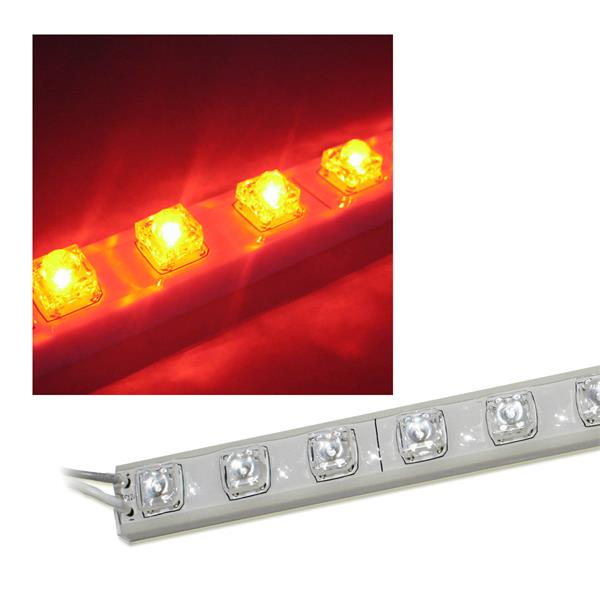SuperFlux LED Leiste ROT 100cm IP65 60 LEDs