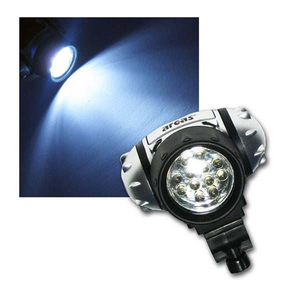 LED Leuchte mit 12 weißen LEDs