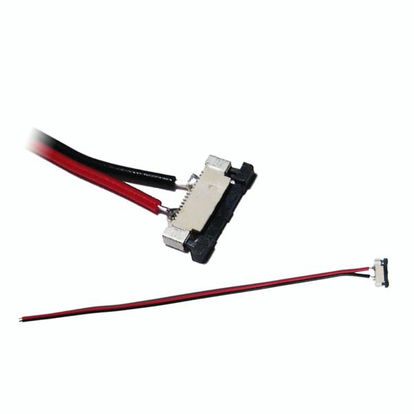 Schnellanschlusskabel für 2-poligen SMD Strip 8mm