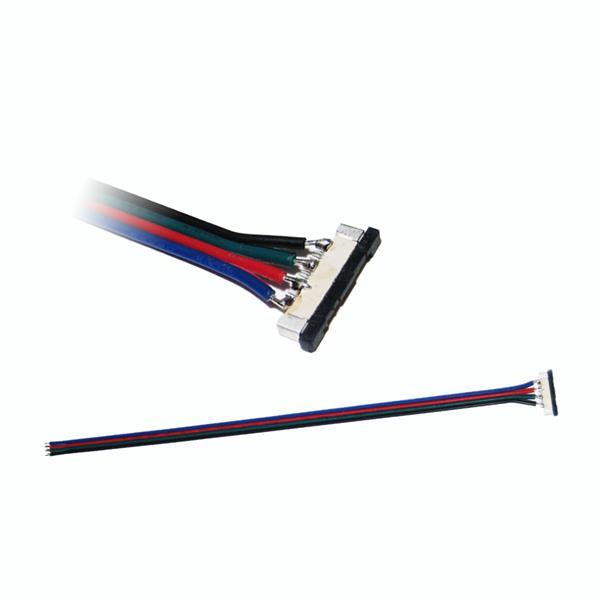 Schnellanschlusskabel für 4-poligen SMD Strip 10mm