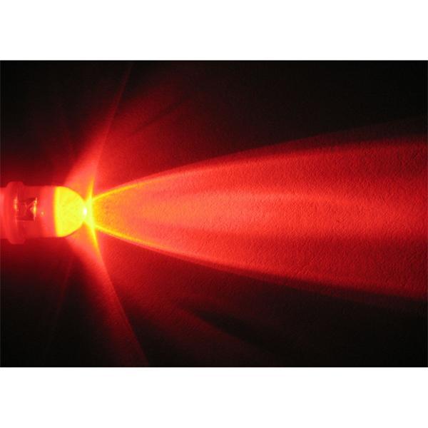 LED E10 Leuchtmittel für helle und moderne Optik in rot