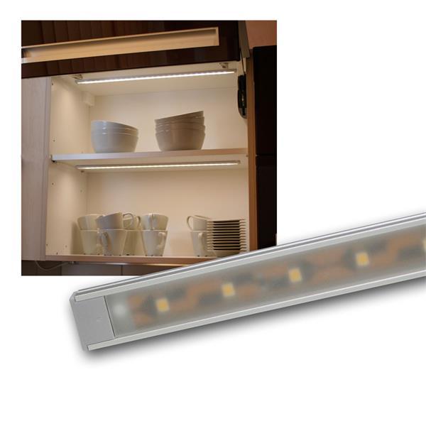 """SMD LED Lichtleiste """"WTN-Flat 50cm"""" warmweiß 12V"""
