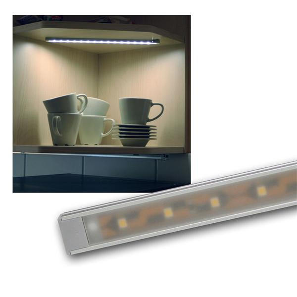 "SMD LED Lichtleiste ""WTN-Flat 28cm"" kaltweiß 12V"