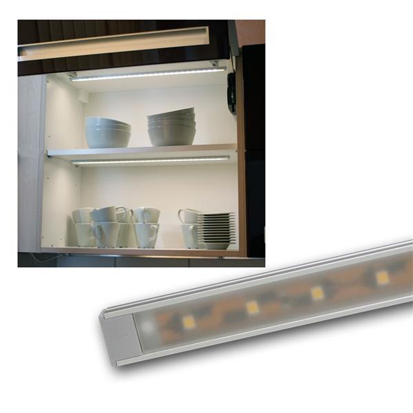 smd led lichtleiste wtn flat 50cm kaltwei 12v. Black Bedroom Furniture Sets. Home Design Ideas