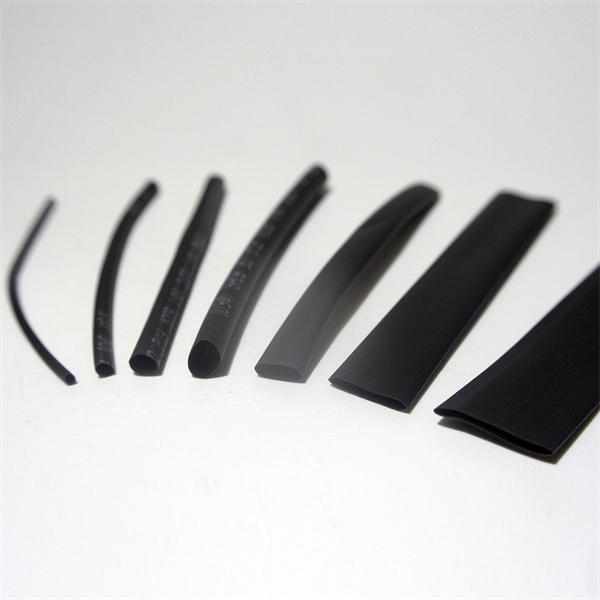 Schrumpfschlauch Set mit verschiedenen Durchmessern, je 10cm lang