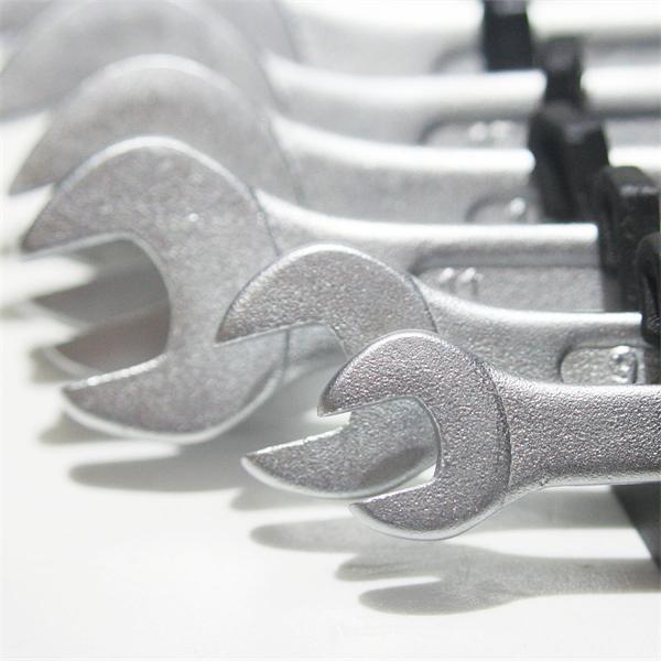 Maulschlüssel-Satz für Hobbyhandwerker oder Profi