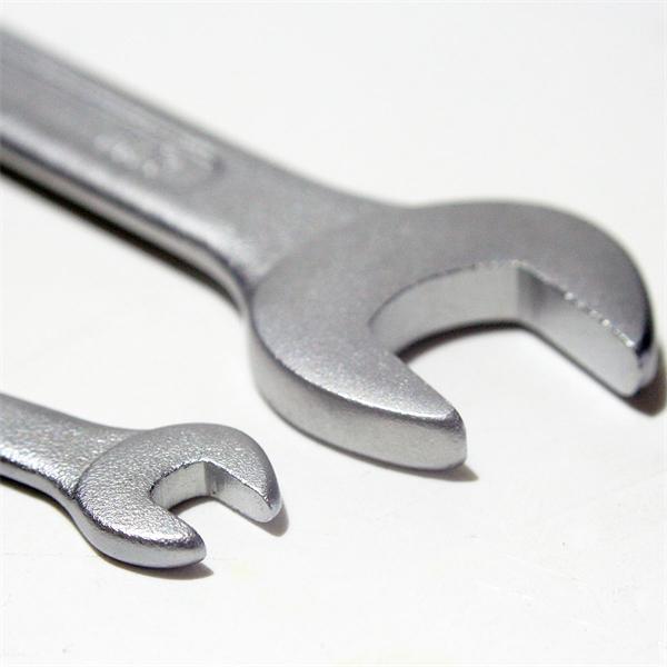 Schraubenschlüssel aus Chrom-Vanadium Stahl für optimale Kraftübertragung