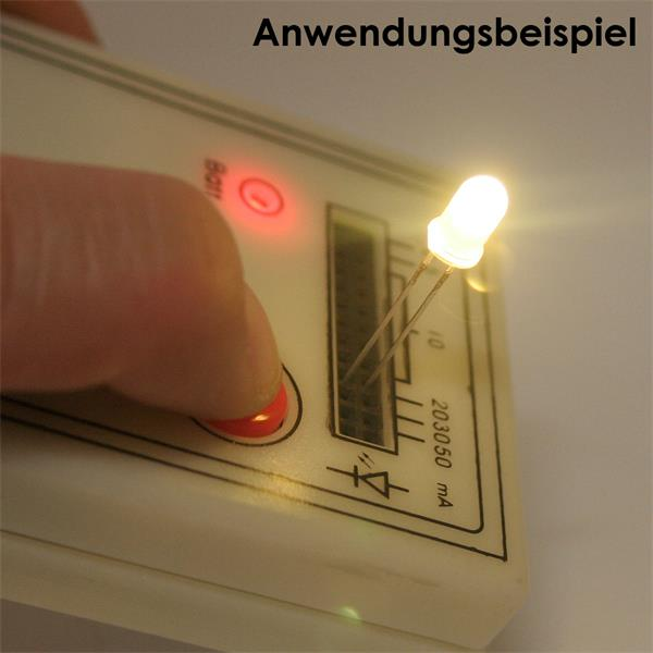 Funktionstester für LEDs für Prüfstrom 2/5/10/20/30/50mA