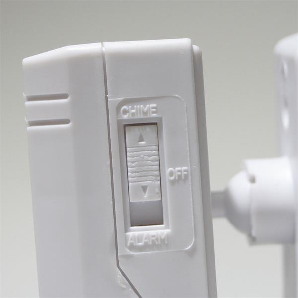 Durchgangsmelder mit PIR-Sensor und einstellbarem Ton