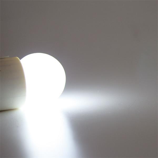LED Leuchtmittel mit 30lm kalt weißem Licht ideal als Ersatz für Lichterketten