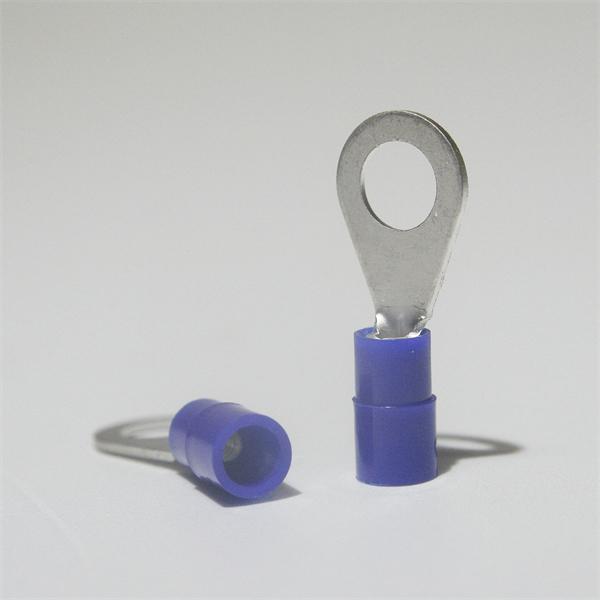 Hülsen mit galvanisch verzinnter Oberfläche und Kunststoffmantel