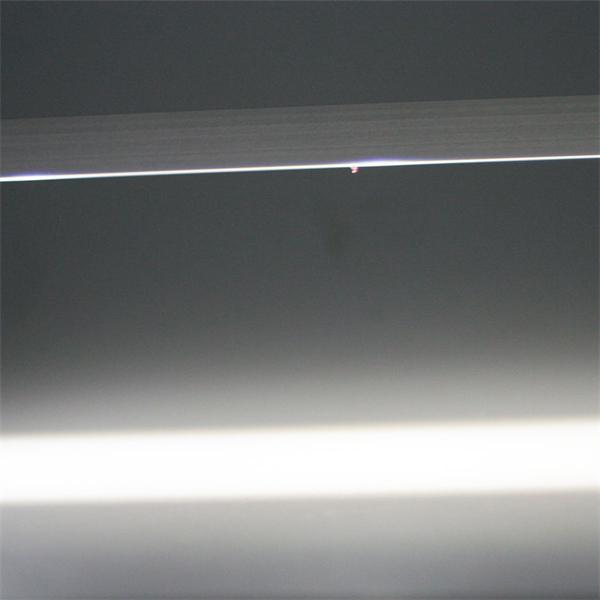 LED Unterbauleuchte im Aluminiumprofil für den Anschluss an 12V DC