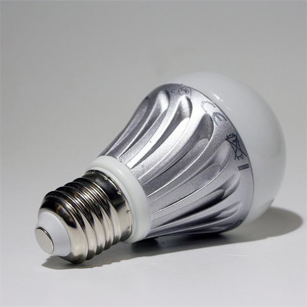 LED Leuchtmittel dimmbar mit 500lm Lichtstrom und geringem Energieverbrauch