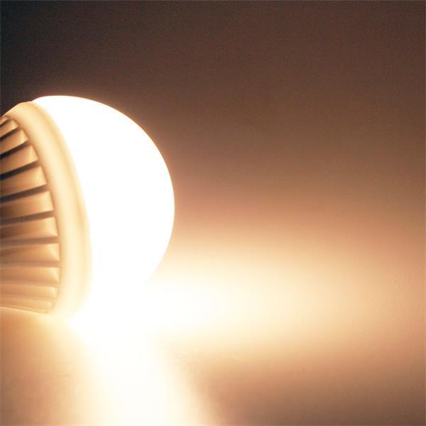 preiswerte LED Lampe mit 120° Abstrahlwinkel und 360lm Lichtstrom