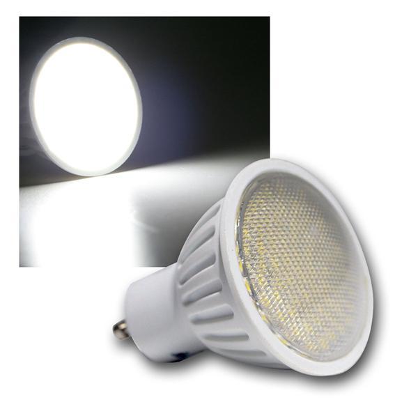 LED-Strahler GU10 H35 SMD 60 SMDs kalt weiß 200lm