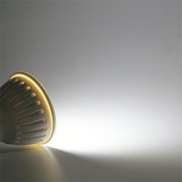 GU10 LED Spot mit 200lm Lichtstrom und flächiger Lichtverteilung