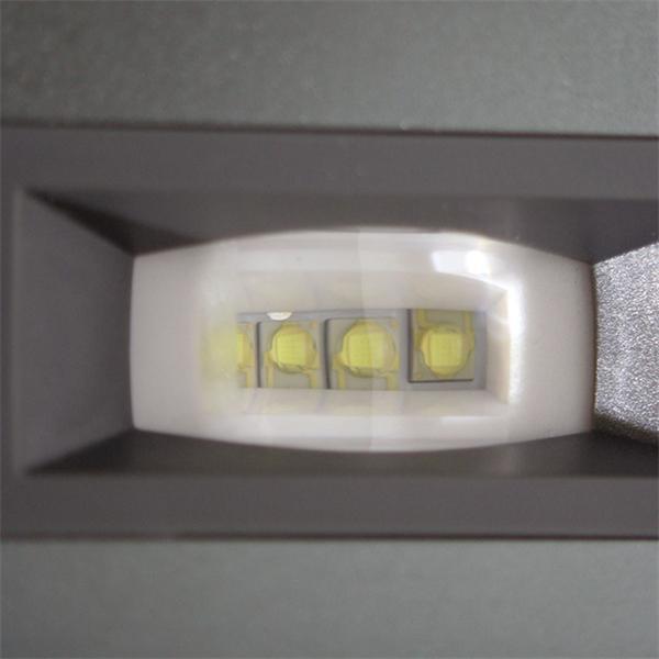 LED Leuchte mit 8 superhellen LEDs und einer Leuchtkraft von 430 Lumen