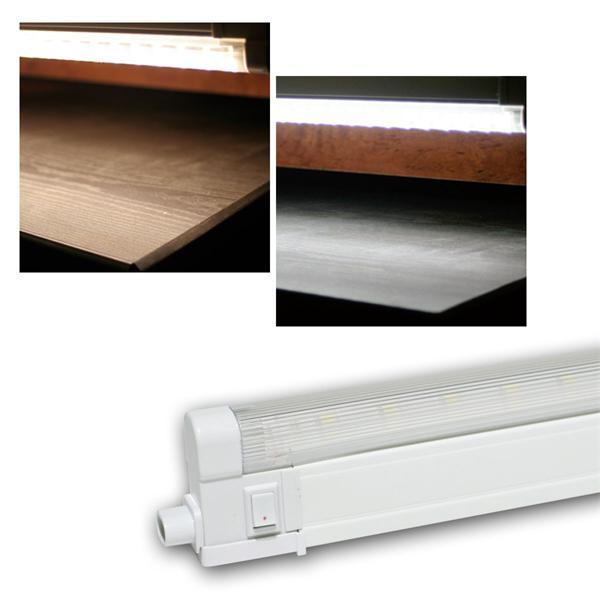 LED Unterbauleuchten SMD pro  kalt/warmweiß 230V