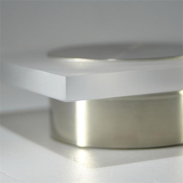 LED Innenraum Leuchte aus Stahl & Acrylglas