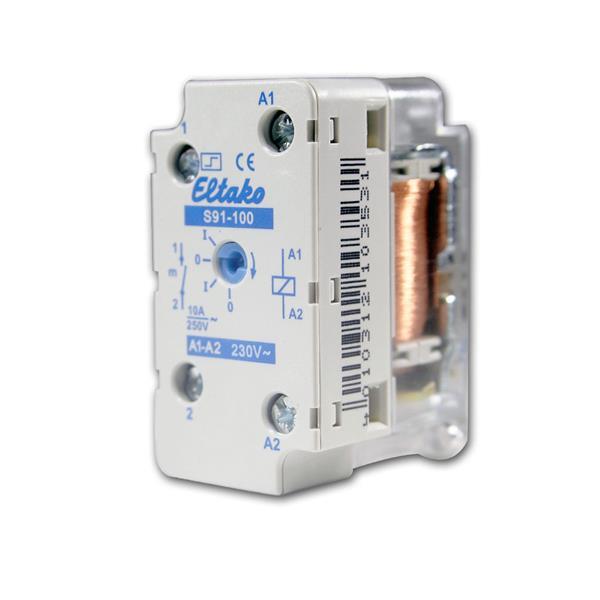 Eltako Stromstoßschalter, 230V, 1 Schließer