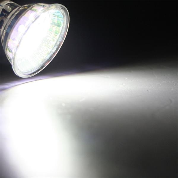 LED Leuchtmittel MR16 mit 60lm ideal für energiesparende dezente Randbeleuchtung