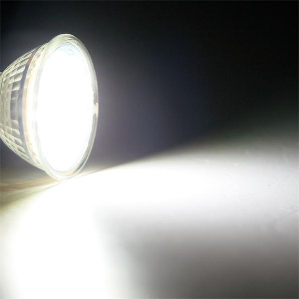 LED Leuchtmittel mit 120lm  ideal für dezente Randbeleuchtung und Dekoleuchten