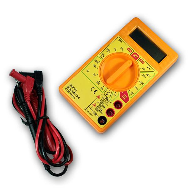 """Digital-Multimeter """"CTM-23 eco"""" inkl. Prüfkabel"""