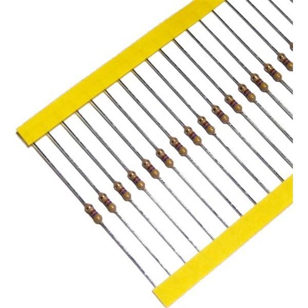 50 x Kohle-Widerst. 0207 0,25W 270R (9V an LEDs)