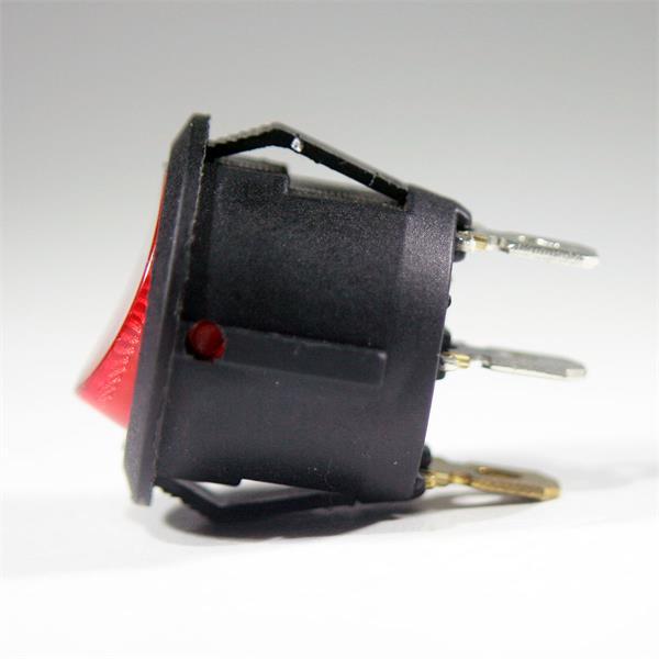Miniaturschalter mit einer Schaltleistung von maximal 12V/6A