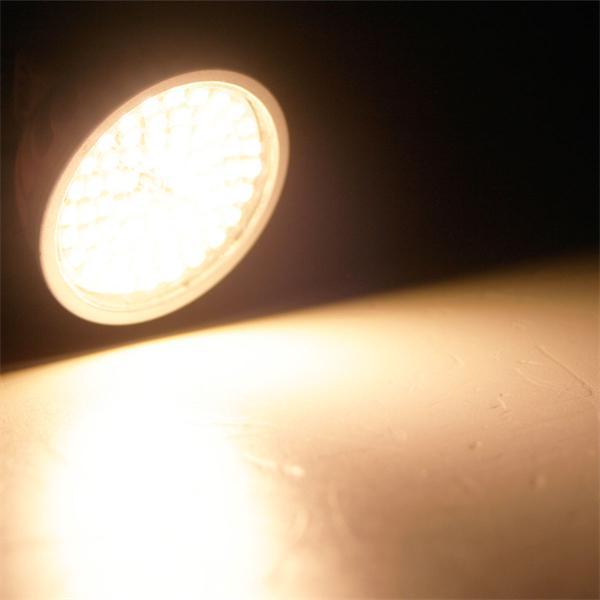 LED Leuchtmittel MR16 mit einem Abstrahlwinkel von 120° und ca. 385lm