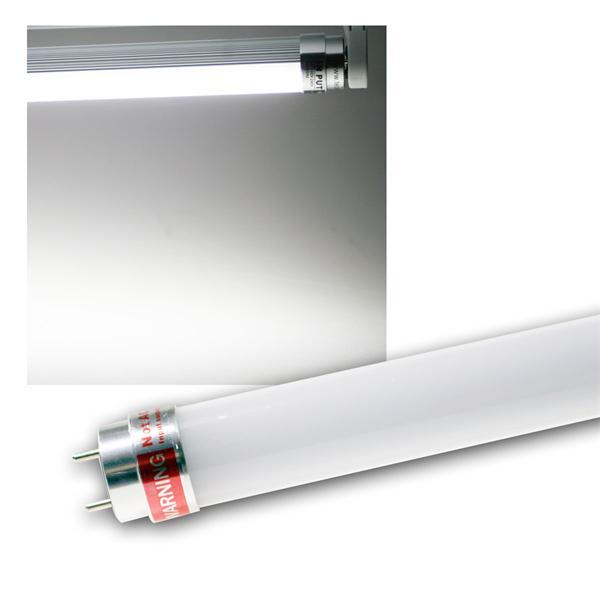 LED-Röhre T8 120cm 20W kalt weiß 1900lm mit Starter