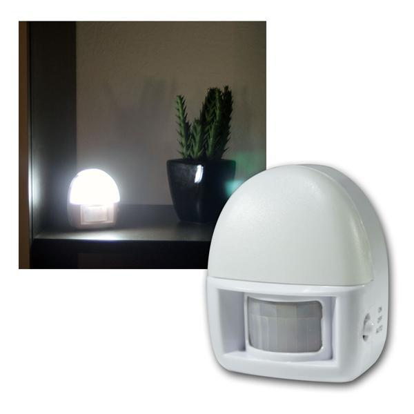 LED Nachtlicht, Bewegungsmelder, Batteriebetrieb