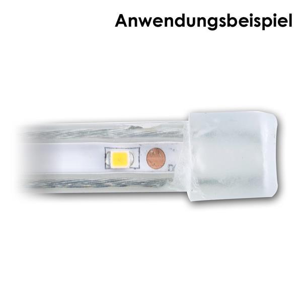 transparente Abdeckung zum Schutz für 230V LED Strip