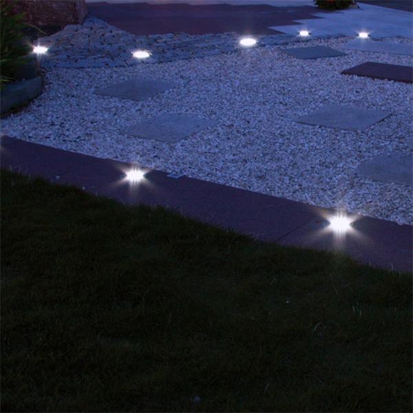 LED Uplight mit Dämmerungssensor ideal als Orientierungs- oder Dekolicht