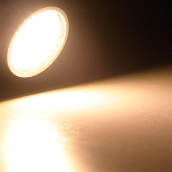 LED Leuchtmittel mit einem Abstrahlwinkel von 120° und ca. 385lm