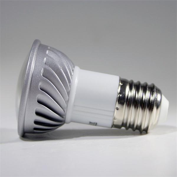 LED Lampe 50x79mm bündig abschließende Front mit Glas-Cover