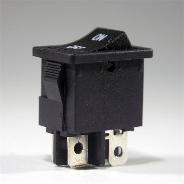 Miniatur Wippenschalter für verschiedene Einsatzgebiete