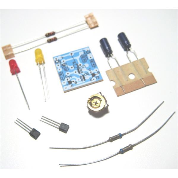 Wechselblinker Bausatz 6-12V, max.100mA