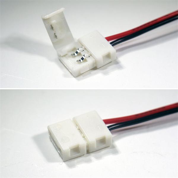 zum einfachen und lötfreien Anschließen von LED Strips