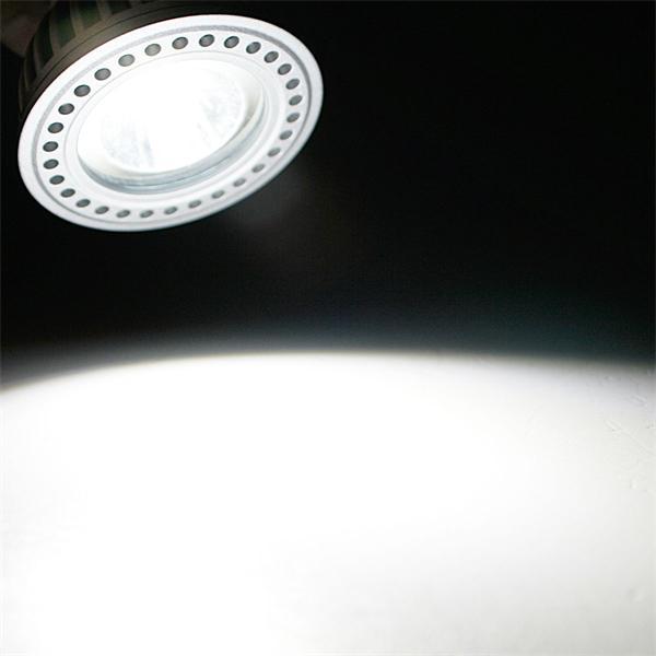 GU10 LED Spot mit 360lm Lichtstrom idealer Ersatz für herkömmliche Halogenlampen