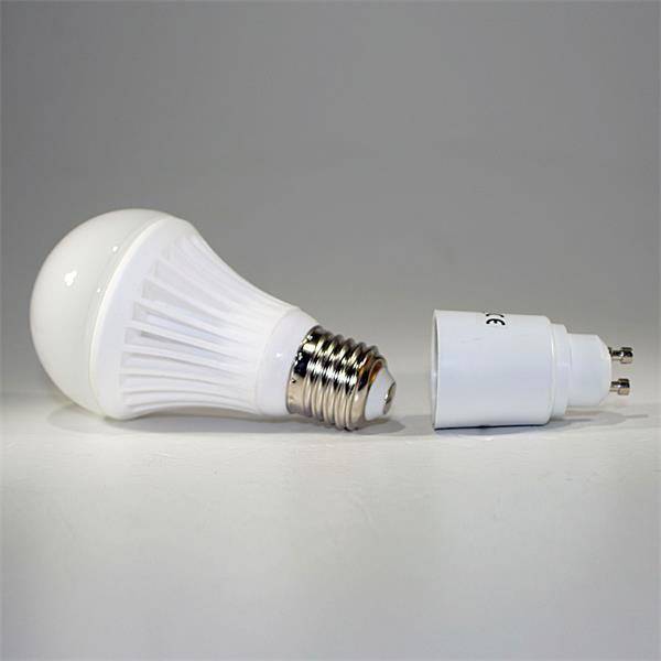 E27 Strahler passend für Lampensockel GU10