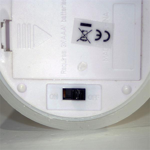 LED Dekokerze mit Timerfunktion für mehr Komfort