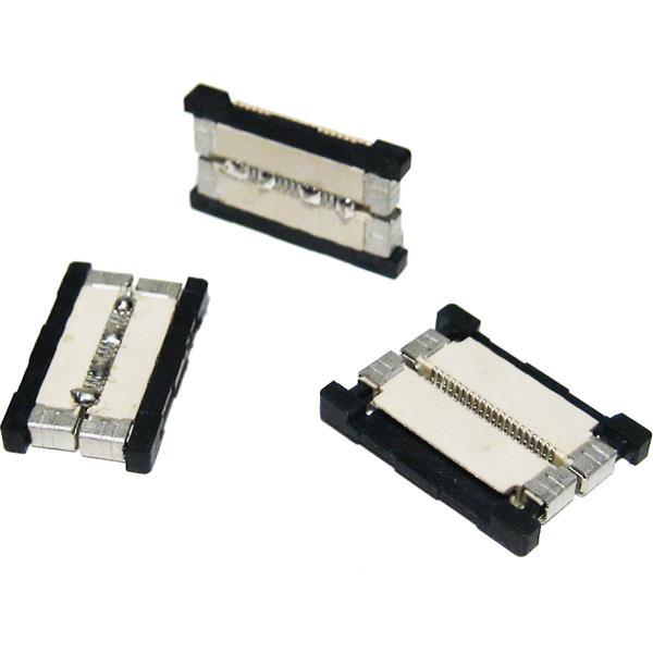 Schnellverbinder-Clip für 4-poligen SMD Strip 10mm