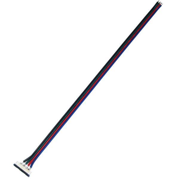 Flexband Clip Kabelanschluss für RGB SMD Strips