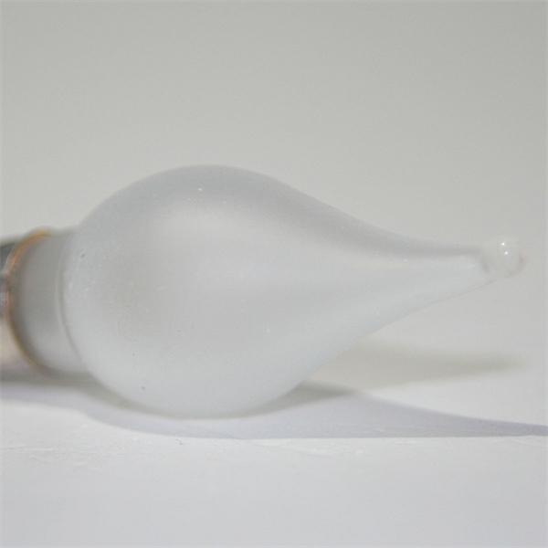 LED Schwibbogen Kleinschaftkerze mit breitem 360° Abstrahlwinkel