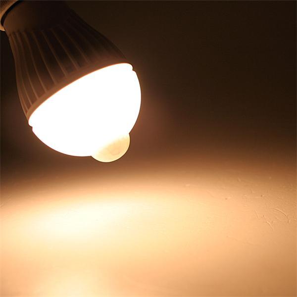 LED Leuchtmittel BWM mit 120° Abstrahlwinkel und 320lm starken warm weißem Licht