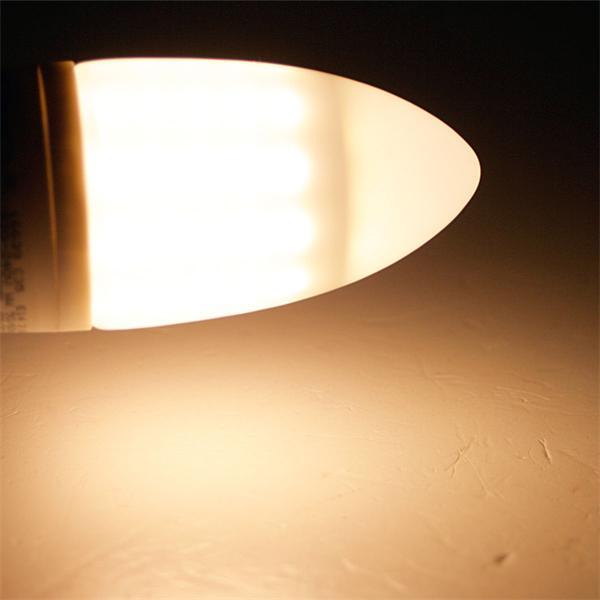 E14 LED Leuchtmittel von Heitronic mit fantastischem 360° Abstrahlwinkel und 240lm