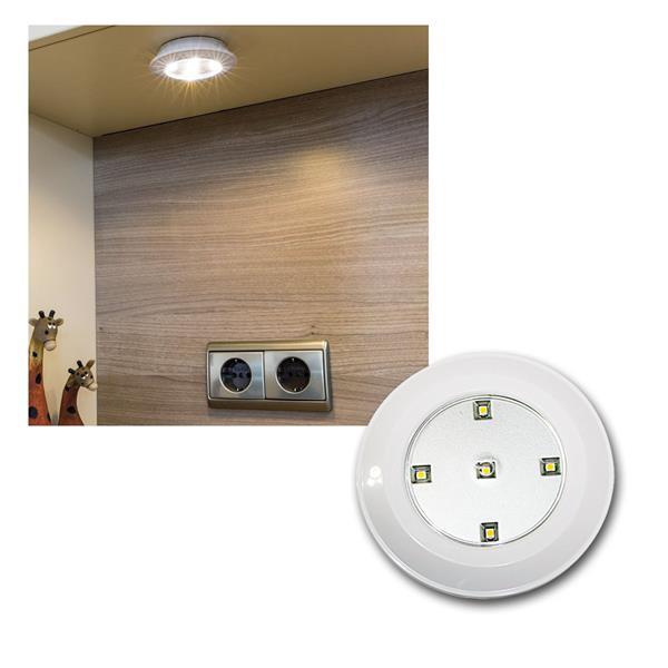 """LED Unterbauleuchte warm """"RONDE"""" Zusatzlampe"""