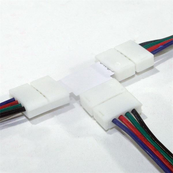 blanke Kabelenden zum Anschluss an Stromversorgung