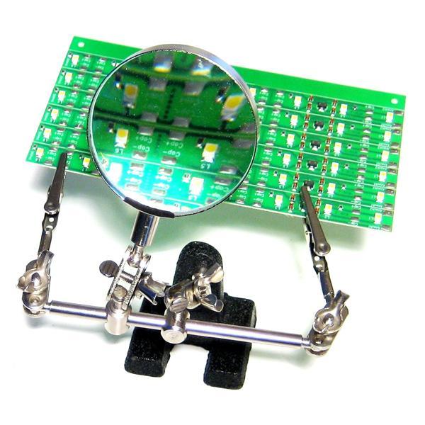 nützliches Arbeitsmittel für Arbeiten an Elektronikbauteilen